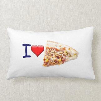 Pizza Grade A Cotton Throw Pillow Lumbar
