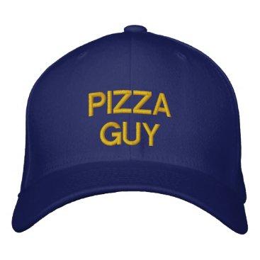 Professional Business PIZZA GUY - Customizable Baseball Cap