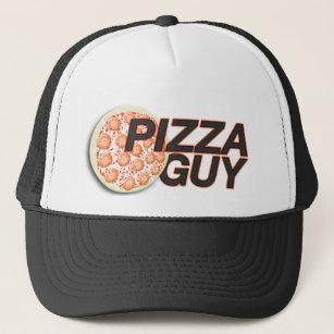 aa63454e95b802 Pizza Delivery Hats & Caps | Zazzle