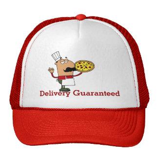 Pizza Guy Trucker Hat