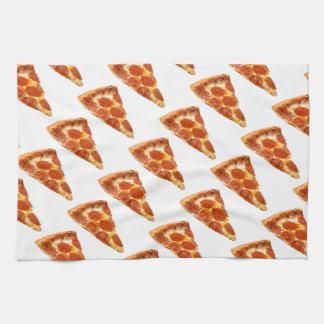 Pizza Hands Kitchen Towels