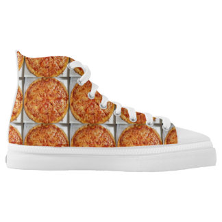 Pizza High-Top Sneakers