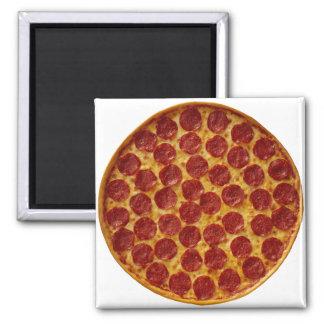 Pizza Imán Cuadrado