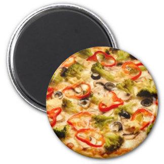 Pizza Imán Redondo 5 Cm