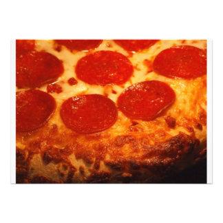 Pizza Invitation