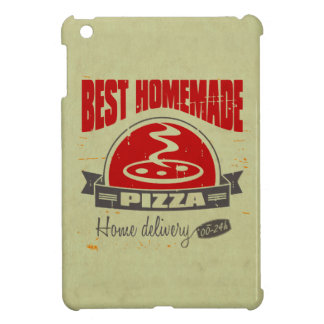 Pizza iPad Mini Case