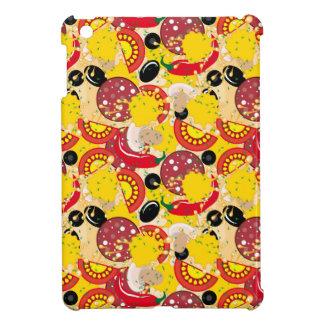 Pizza iPad Mini Cases