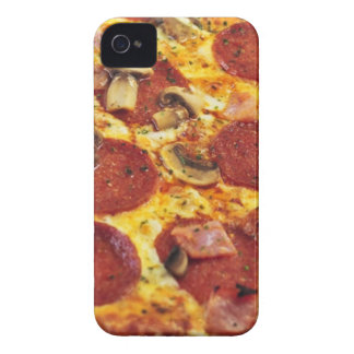 Pizza iPhone 4/4S Case-Mate Barely There iPhone 4 Case