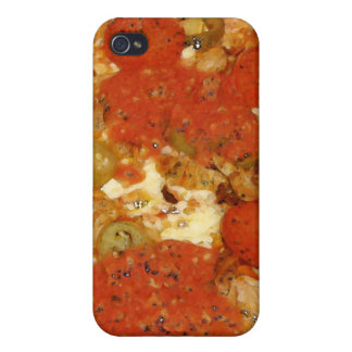 pizza iPhone 4/4S covers