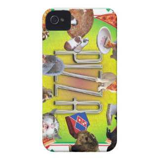 PIZZA iPhone 4 Case-Mate CASES