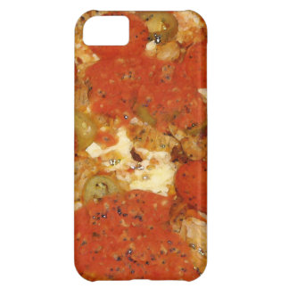 pizza iPhone 5C cases