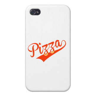Pizza iPhone 4/4S Cover
