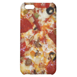 Pizza Cover For iPhone 5C