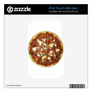Pizza! iPod Touch 4G Skin