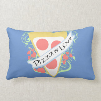 Pizza is Love Pillow