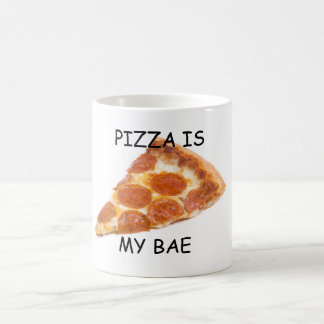 PIZZA IS MY BAE -Coffee Mug