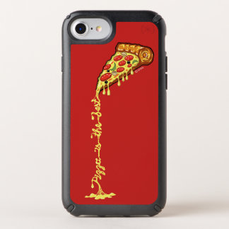 Pizza is the best speck iPhone case