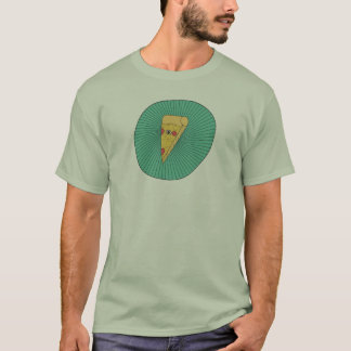 Pizza is watching T-Shirt