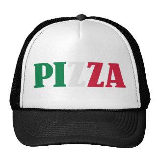 Pizza italiana gorros
