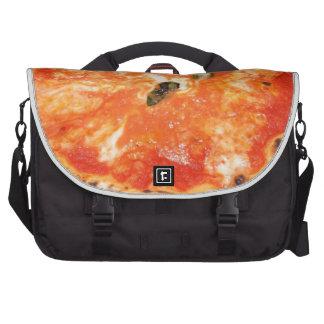 Pizza italiana Margherita Bolsas De Portatil