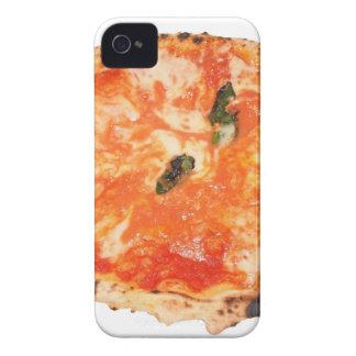 Pizza italiana Margherita Funda Para iPhone 4 De Case-Mate