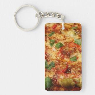 pizza.jpg llavero rectangular acrílico a una cara