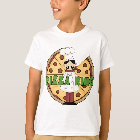 Pizza King Pizza Gift T-Shirt