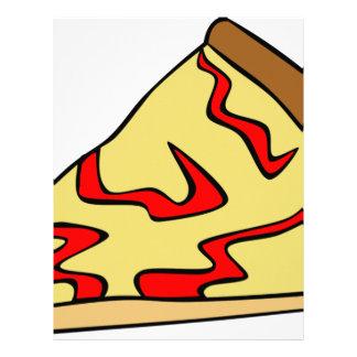 Pizza Letterhead