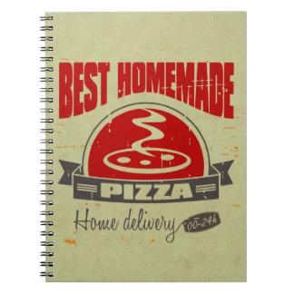 Pizza Libreta