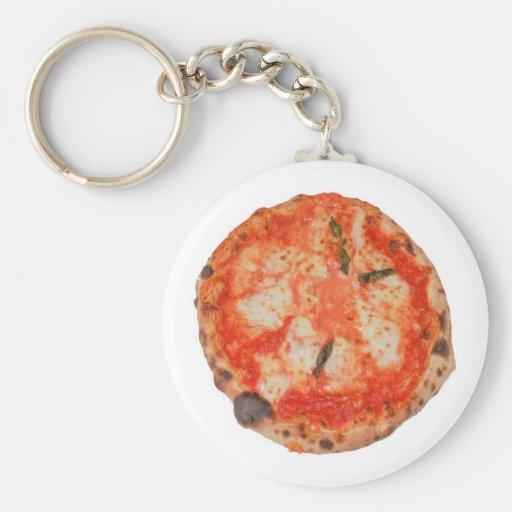 Pizza Llaveros Personalizados