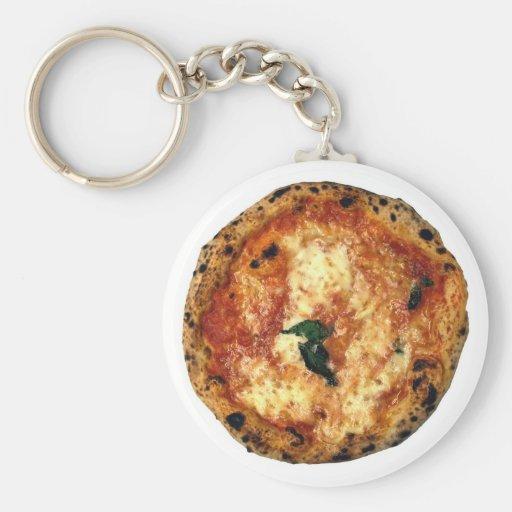 Pizza Llavero Personalizado