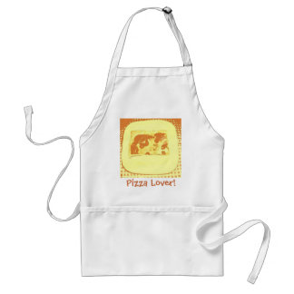 Pizza Lover! Adult Apron