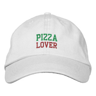 PIZZA LOVER cap Embroidered Baseball Caps