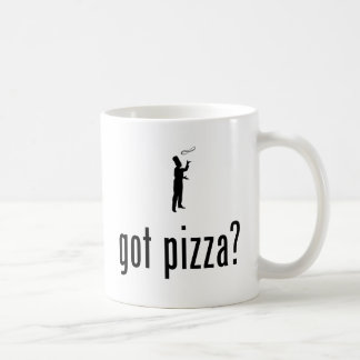 Pizza Lover Classic White Coffee Mug