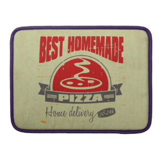 Pizza MacBook Pro Sleeves