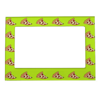 pizza magnetic frame
