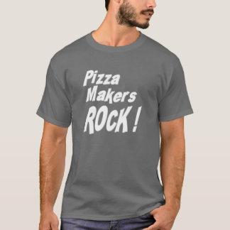Pizza Makers Rock! T-shirt