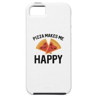 Pizza Makes Me Happy iPhone SE/5/5s Case