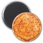 Pizza Margarita Imán Redondo 5 Cm
