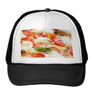 Pizza Margherita Trucker Hat