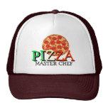 Pizza Master Chef Trucker Hat