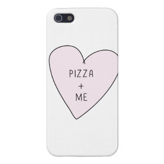 Pizza + Me iPhone 5 Case