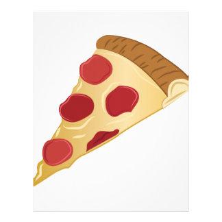 Pizza Membretes Personalizados