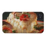 Pizza mezclada Case-Mate iPhone 4 carcasas