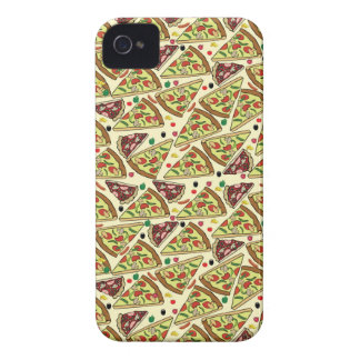 Pizza Mix iPhone 4 Cover