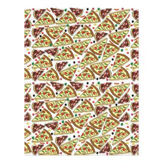 Pizza Mix Letterhead