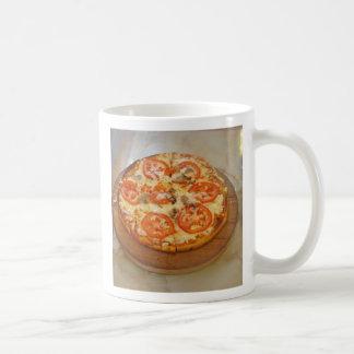 Pizza Nite Classic White Coffee Mug