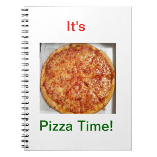 Pizza! Notebook