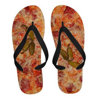 Pizza Novelty Sandals