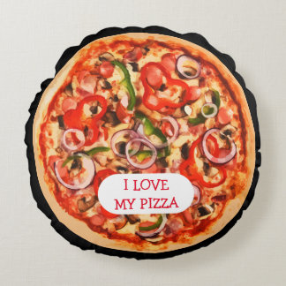 Pizza Novelty Pillows